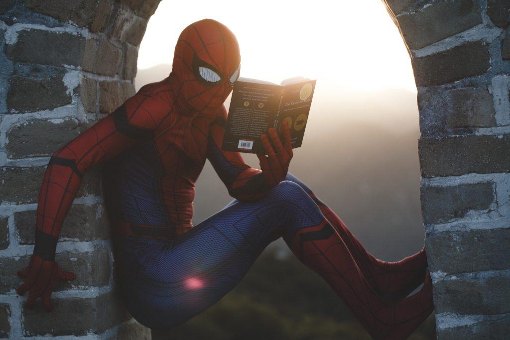 spider-man-study