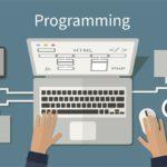 プログラミングの絵